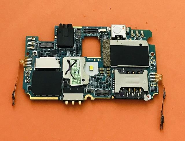 """Utilizzato mainboard Originale 2G RAM + 16G ROM Scheda Madre per Leagoo Elite 5 MTK6735 Quad Core 5.5 """"HD 1280x720 Spedizione gratuita"""