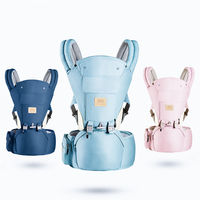 Backpacks Baby Carrier straps Ergonomic Infant Kid Baby Sling Front Facing Kangaroo Baby Wrap Carrier for Baby Travel 0 18 Month