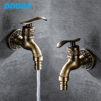 Decorative Outdoor Faucet 1