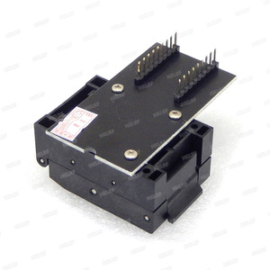 Image 2 - Darmowa wysyłka RT BGA169 01 BGA169 / BGA153 EMMC Adapter V2.3 z 3 sztuk BGA bounding box dla RT809H programista