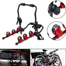 Samger – porte-vélo arrière pour 3 vélos, support de sécurité pour bicyclette à hayon