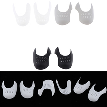 3Pairs Men Women Durable Sneaker Shields Toe Box Protector Against Shoe Creases Creasing Soft стоимость