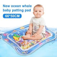 Toys Animal Inflatable Water Children Interactive-Water-Play-Mat Early-Education Kids
