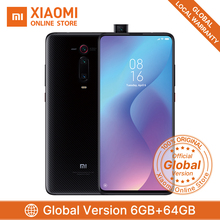 Global Version Xiaomi Mi 9T Snapdragon 730 Redmi K20 6GB 64GB Smartphone 48MP AI Rear Triple Camera Pop-up Front Camera 4000 mAh