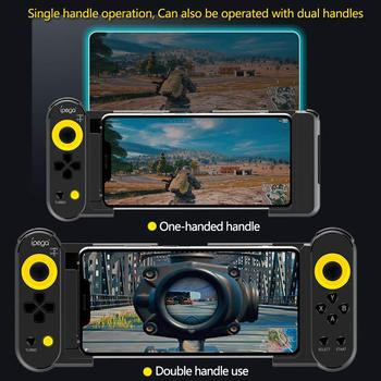 iPEGA PG-9167 Wireless Bluetooth Game Controller Joystick Mobile Gamepad for PUBG Mobile/Arena of Valor/Knives Out Android/ iOS