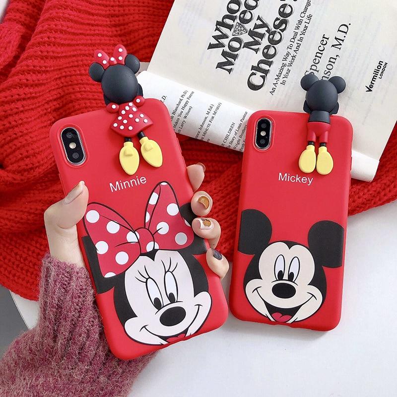 Cartoon Print Soft Case For Samsung Galaxy S20 J4 J6 J8 A6 A7 A8 Plus A9 2018 Note 10 8 9 S7 Edge S8 S9 S10 S20 5G S10E Cases