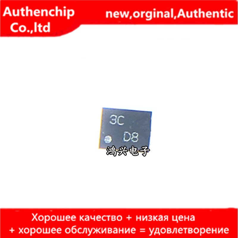 1pcs orginal new Lm3697 LM3697YFQR mark D8 12pin backlight light control IC for OPPO A57 R9SK R9plus vivo X5SL Y83 xiaomi