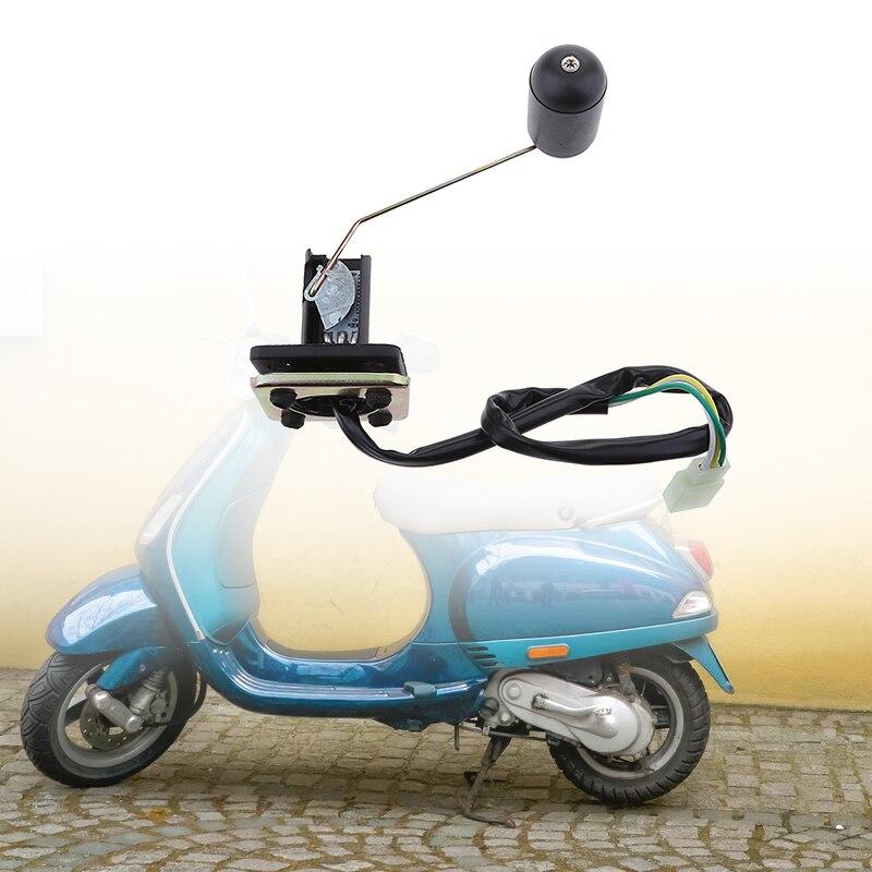 Image 3 - 1 Set Motorcycle Refit Part Moped Princess Scooter Fuel Tank Sensor Scooter Moped Dirt Bike Oil Float Gauge Fuel Level Sensor