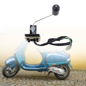 Image 3 - 1 комплект запасная часть для мотоцикла Мопед принцесса скутер датчик топливного бака Скутер мопед внедорожный велосипед маслопоплавок датчик уровня топлива