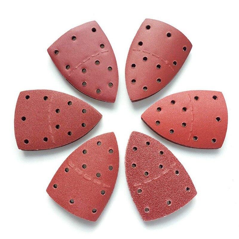GTBL 72 Pieces Of Reddish Brown Sandpaper