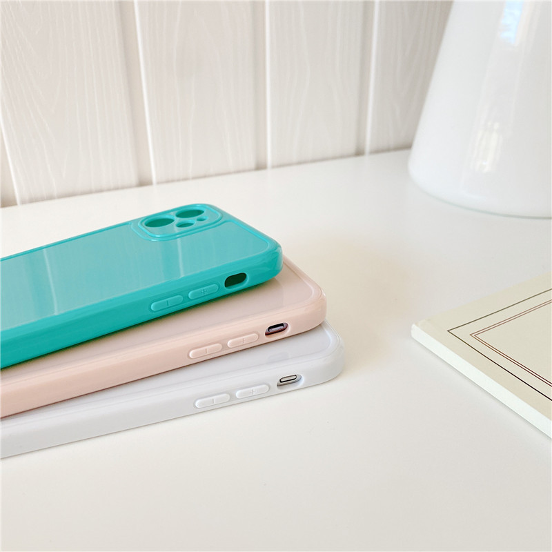 Ultra Thin HD Clear Crystal Soft TPU Silicone Phone Clear Case for iPhone 8 7 6 6S Plus 4 5 5C 5S SE 4S X