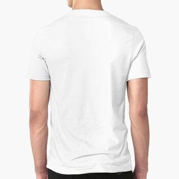 Novelty Summer Creative Black Design Heart Rupture Pocket Art T Shirt4