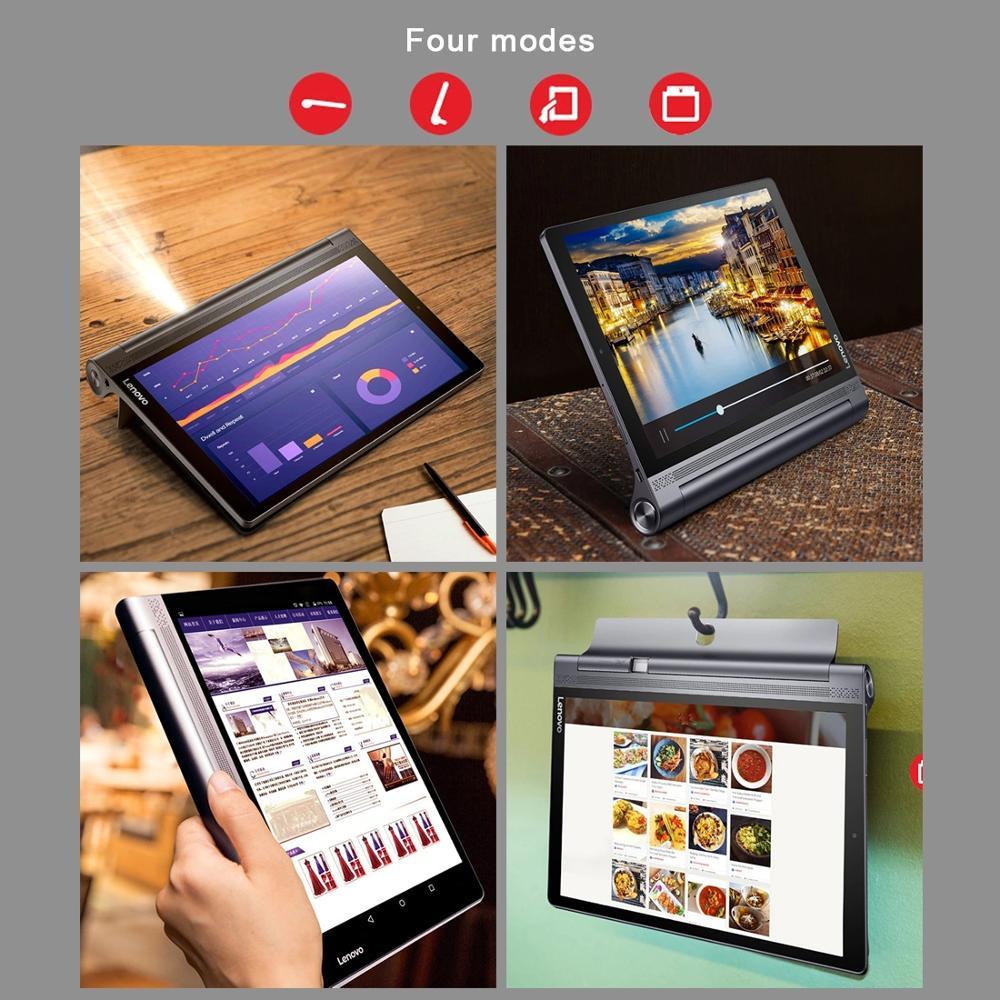 10.1 inch 4GB RAM 64GB ROM Android 6.0 Original Lenovo YOGA Tab3 Pro-X90Y Intel Atom x5-Z8550 Quad Core Tablets PC 2560 x 1600 4