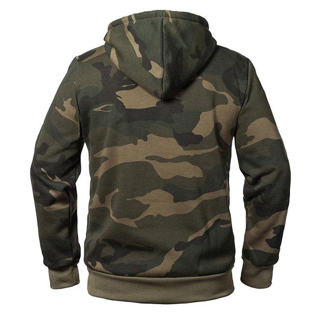 Men Women Camouflage Sweatshirts Hoody Hat Casual Mens Fleece Hoodies Military Pocket Full Sleeve Printing Pullover Male Hooded