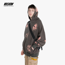 VIISHOW Fashion Brand 2019 autumn mens Cotton sweatshirt men Sweatshirt Hoodies Casual print Hoodie Male coat Tops WD1660193