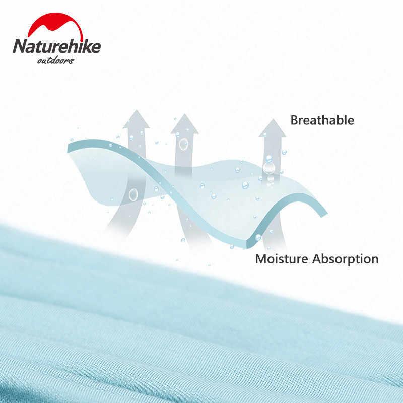 Naturehike saco de dormir forro ultraleve portátil multifuncional viagem hotel macio respirável septo lençóis cama acampamento ao ar livre