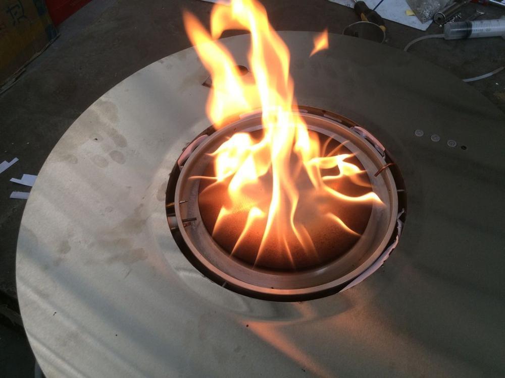 Hot Sale Bio Luxury Fireplace App Control Smart Ethanol Burner Insert