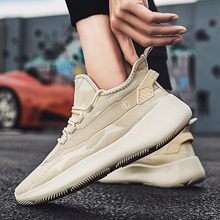 Mesh Shoes Men Casual Sneakers Flying Weaving Lac-up Lightweight Walking Comfortable BreathableMan Zapatillas Hombre Tenis comfortable mesh men casual shoes lac up shoes men lightweight breathable walking sneakers zapatillas hombre