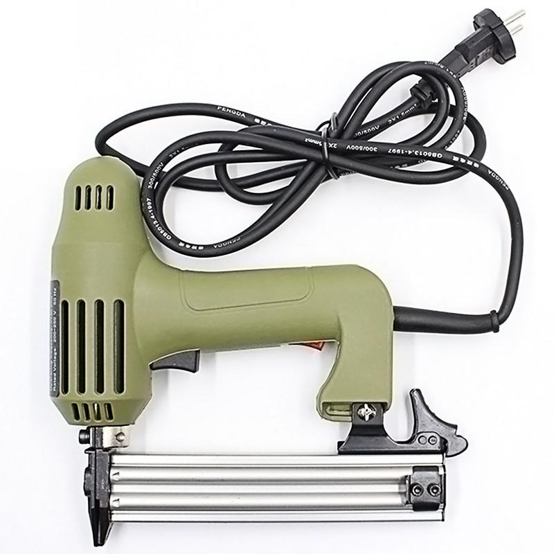Electric staple nail gun hid omnikey 5427ck