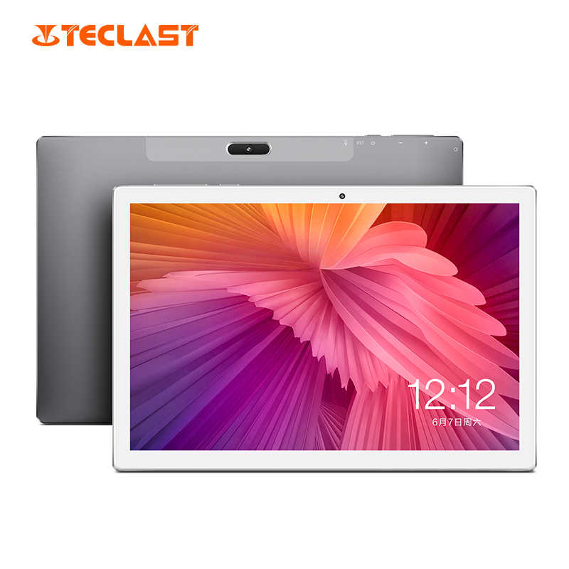 Teclast M30 10.1 pouces tablette 2560x1600 2.5K IPS écran 4G Phablet MT6797 X27 Deca Core 4GB RAM 128GB ROM Android 8.0 tablettes pc