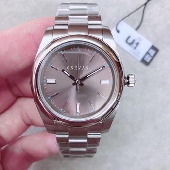 4 farbe stil AAA Perpetual aaa 40mm Original schnalle sapphire m114300-0001 Luxus Marke Mechanische Armbanduhren Uhr