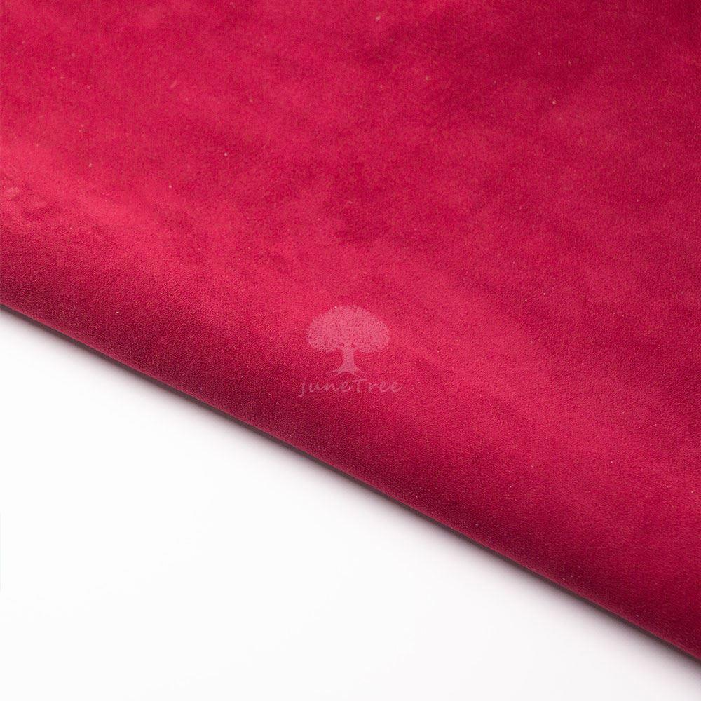 Junetree alta qualidade pele de ovelha couro