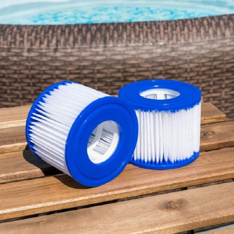 Lay Z Spa Lazy Hot Tub Spa Filter Size VI (size: Outer Diameter 104, Inner Diameter 52, Height 80mm) In Stock Drop Ship