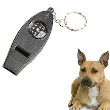 Товары для домашних животных 4 в 1 реферский свисток термометр