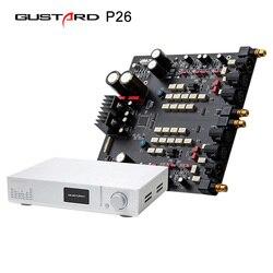 Gustad P26 w pełni zrównoważony przedwzmacniacz LM49860 przedwzmacniacz HIFI w Wzmacniacz od Elektronika użytkowa na