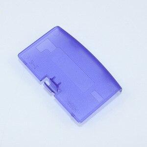 Image 5 - 100 個 10 色のために選択する GBA ゲームボーイアドバンス用バッテリーカバーケース交換扉