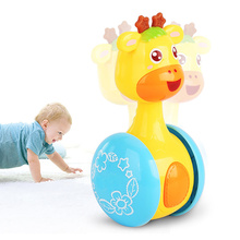 Toys Tumbler Learn Bell Doll Rattles Learning-Education-Toys Gifts Music Baby Infant