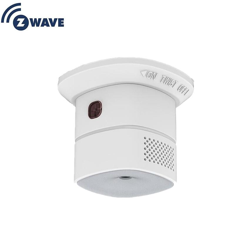 Z-wave Carbon Monoxide Detector Sensor Alarm 85dB/1m Smart Home EU Version 868.42mhz Z Wave Smart Detector