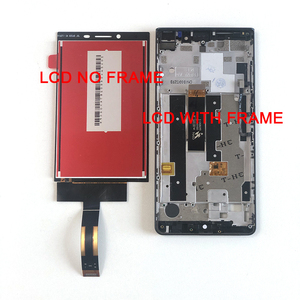 "Image 5 - Original M & Sen 4.5 ""สำหรับ BlackBerry KEY2 LE KEY 2 LE จอแสดงผล LCD + หน้าจอสัมผัส digitizer BBE100 4 BBE100 5"