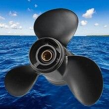 9,9x13 Алюминиевый винт для подвесного мотора для ртути Маринер 25-30HP 346-64104-5