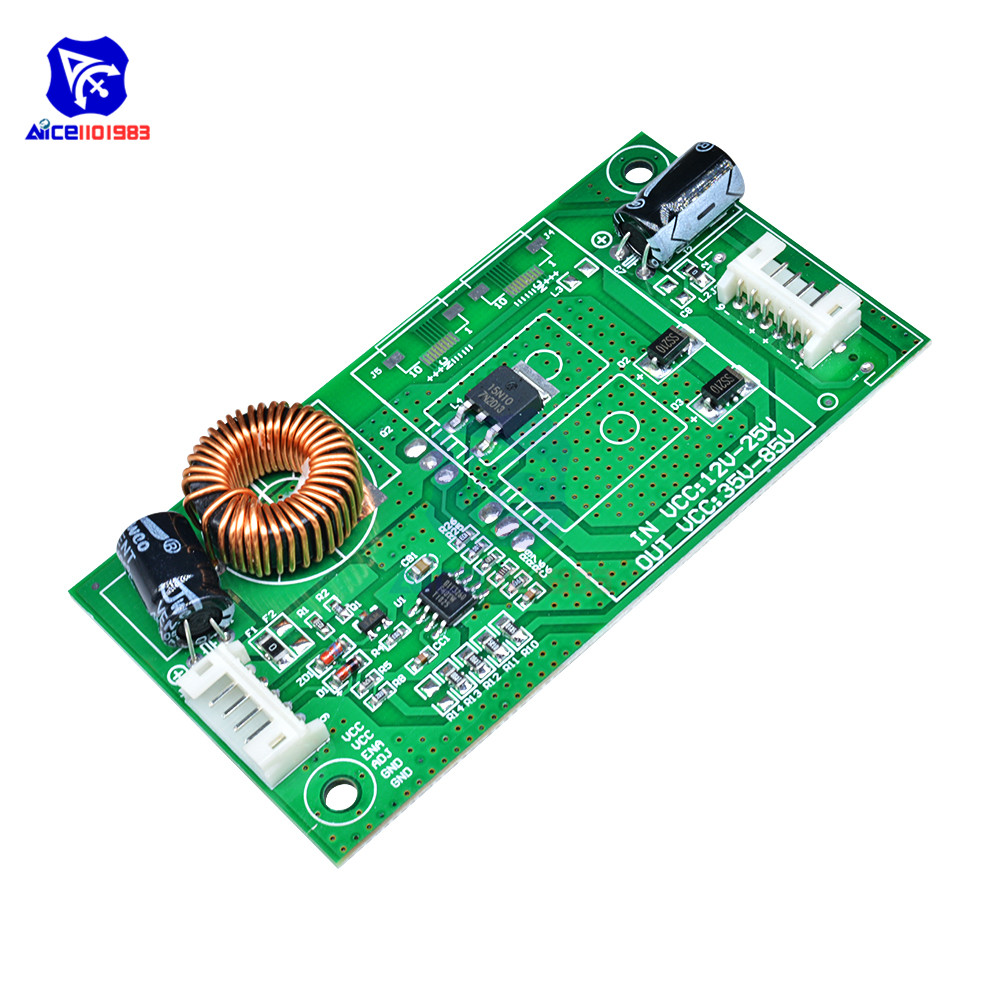 14-37 Inch LED LCD Universal TV Backlight Constant Current Board Driver Boost Step Up Module VCC PWM 12V 24V Module