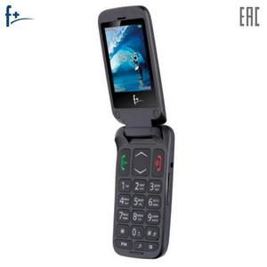Teléfonos móviles F + Flip1 teléfono celular Flip 1 2,4 ''240gall320 260MHz 1 núcleo 32MB RAM 32MB ROM 0,08 Mpix 2 Sim micro-usb 750 mah F