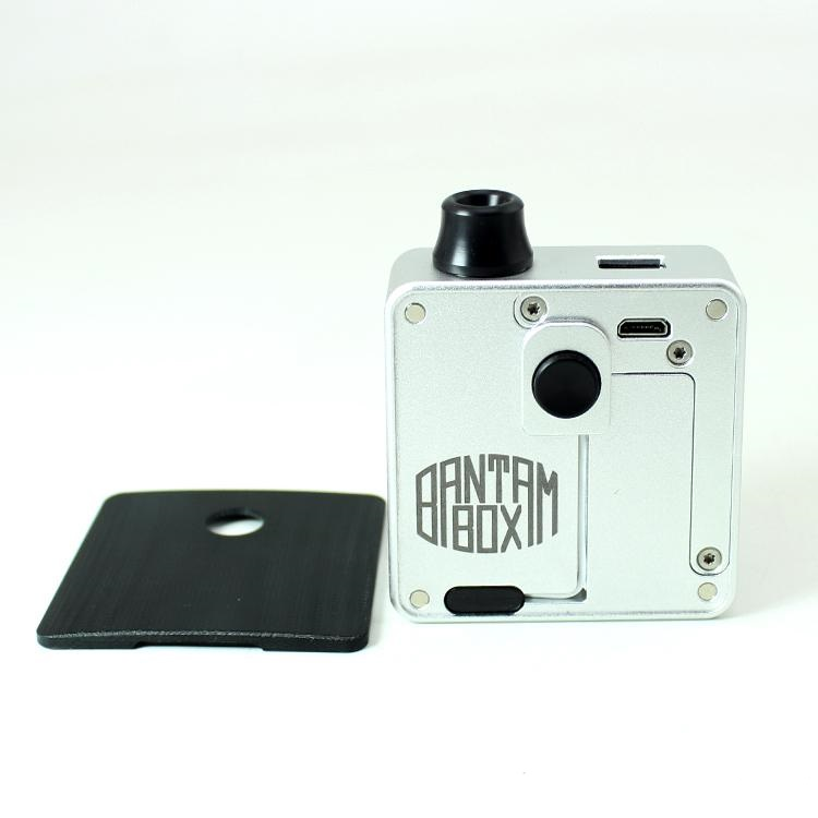 Новый SXK Bantam мини бокс мод 30 Вт 5 мл Танк моды Ремонтопригодный RTA испаритель BB мини Vape коробка с USB портом подходит для батареи 18350 - 6