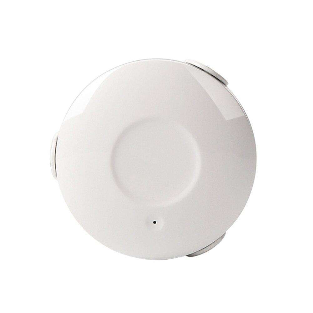 Notification Overflow Alarm APP Security Flood Detector Portable Practical Home WIFI Waterproof Smart Bathroom Water Leak Sensor
