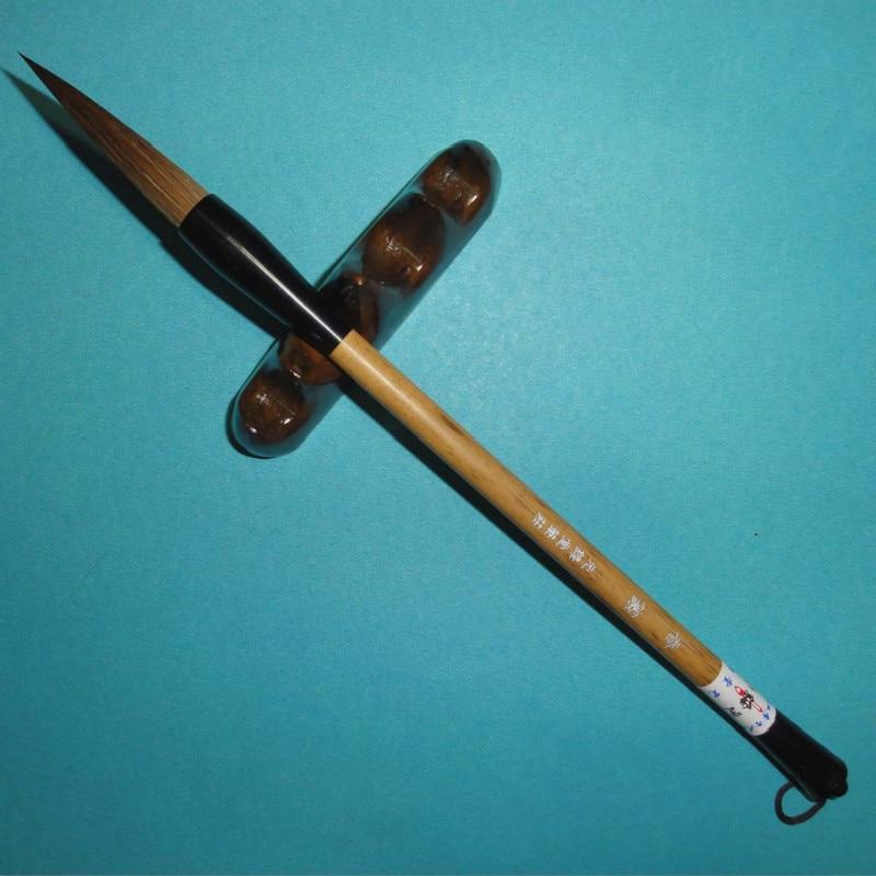 caneta de escova de cabelo multipla do cavalo da caligrafia da caligrafia para o roteiro cursivo