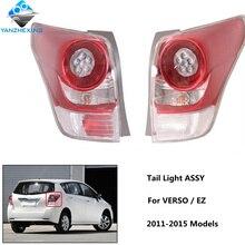 Высококачественный левый и правый задний свет, задний фонарь Габаритные задние фонари для Toyota Verso EZ 2011 2012 2013 ZGR2