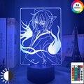 Светодиодный ночник аниме Kamisama Kiss Tomoe лампа для украшения дома ночник акриловый 3d лампа аниме Kamisama Love Tomoe свет