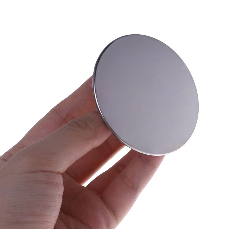1PC Basin Bounce Button Pop-up Drain Plug Sink Water Stopper Chrome For Bathroom Kitchen