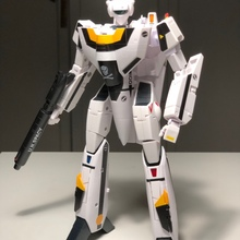 Valkyrie Factory 1/60 VF1S VF-1S Macross Arcadia Compatible Transformation Action Figure In STOCK