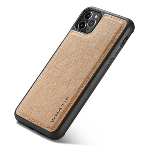 Image 2 - Luxury Kraft Phone Case for iPhone 6S 7 8Plus X XR XS MAX 11 11 Pro MAX 360 Full protection cover Fhx 9K for Samsung S8 S9 S10