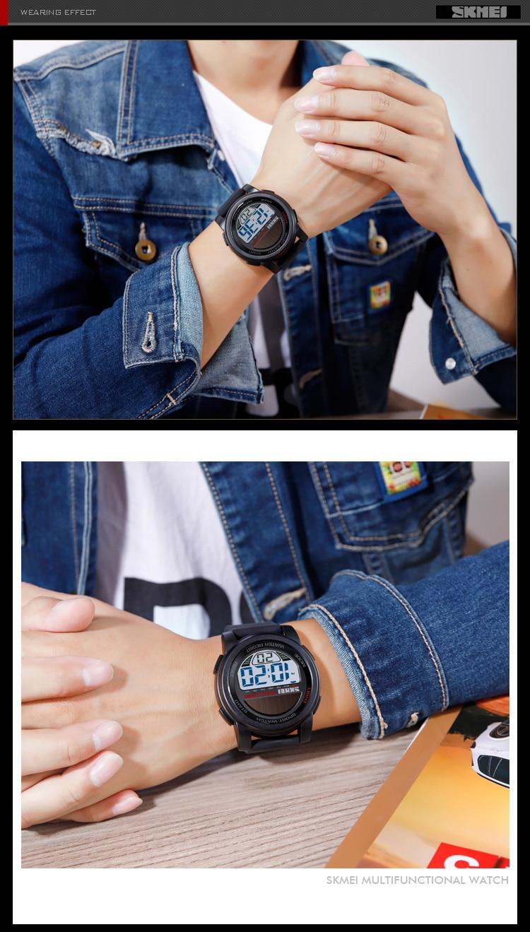 Men Digital Sports Watches
