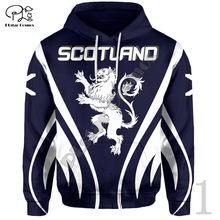 Plstar cosmos 3dprint newfashion tribal escócia país cultura harajuku unisex streetwear engraçado casual hoodies/moletom/zip7