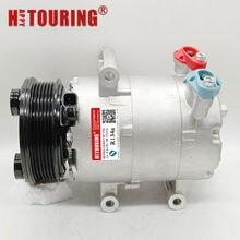 For AC Compressor FORD MONDEO S-MAX GALAXY LAND ROVER FREELANDER 6S9119D629FC 6S9119D629FD 6G9119D629FE 1434388 LR011983 1433332
