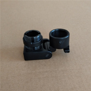Folding Butt Stock Adaptor Rear Support Folding Adapter Mount Hunting Accessory for UTG Tactical Accessories Free Shipping(China)