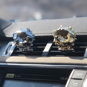 Image 5 - Bulldog Car Perfume Fragrance Scent Car Air Freshener Smell in the Car Styling Distributor Auto Vents Scent Car Accessories