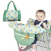 Chair Cushion Pad Soft Printed Child Seat Kids Home Lightwei